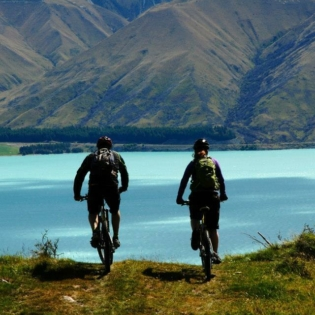 """""""It seems to be fairly common knowledge now that New Zealand is incredible. But to be toured around by kiwis who have custom designed the trip that they've been dreaming about for years and years? That took it to a whole newlevel."""""""