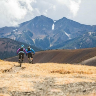 """""""Another unforgettable, brilliant trip on some of the best trails — pushing my skills and riding with great people."""""""