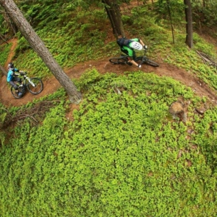 """""""Sacred Rides guides are carefully picked, thoroughly trained, and intimately knowledgeable of the bikes and the rides they guide. Whether you're a beginner wanting to learn more or a veteran shredder who wants to be challenged, Sacred Rides is the company to take you to the experience of a lifetime!"""""""