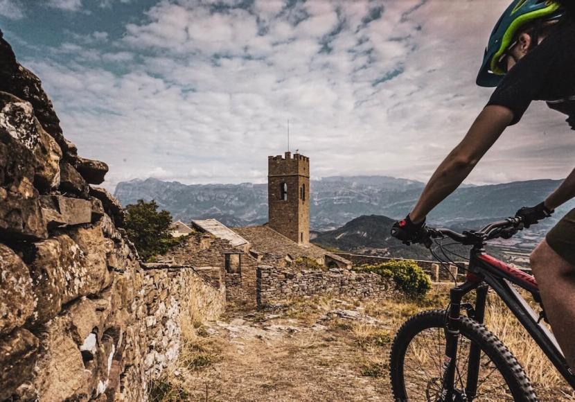 Mountain Bike in Spain