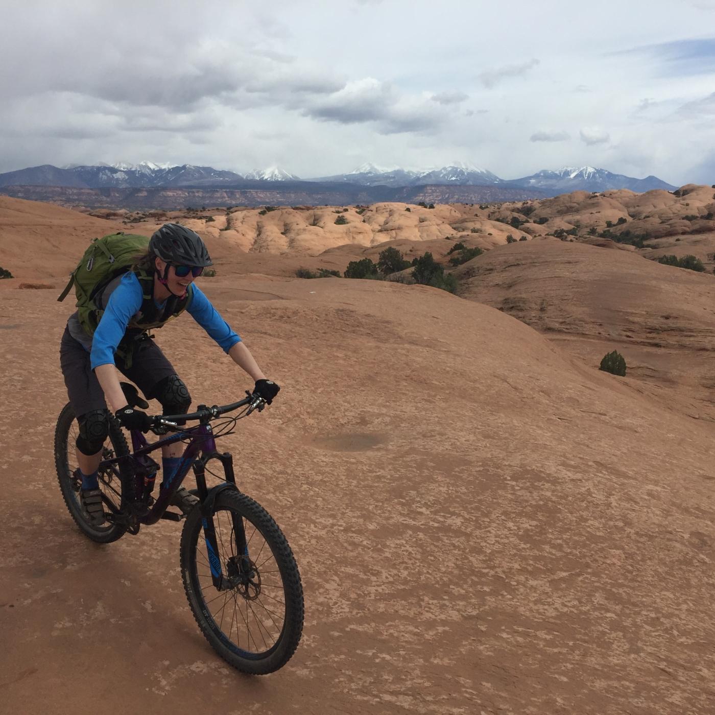 mountain biking moab sacred rides