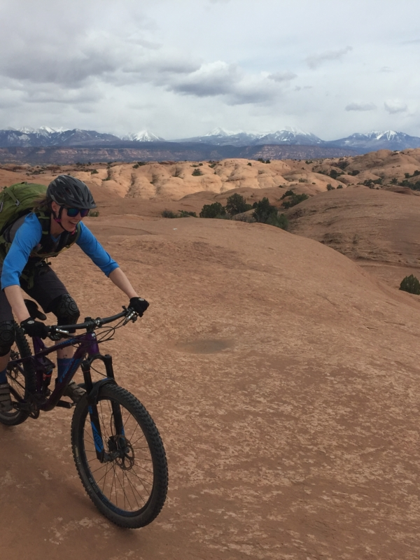 mountain biking moab sacred rides