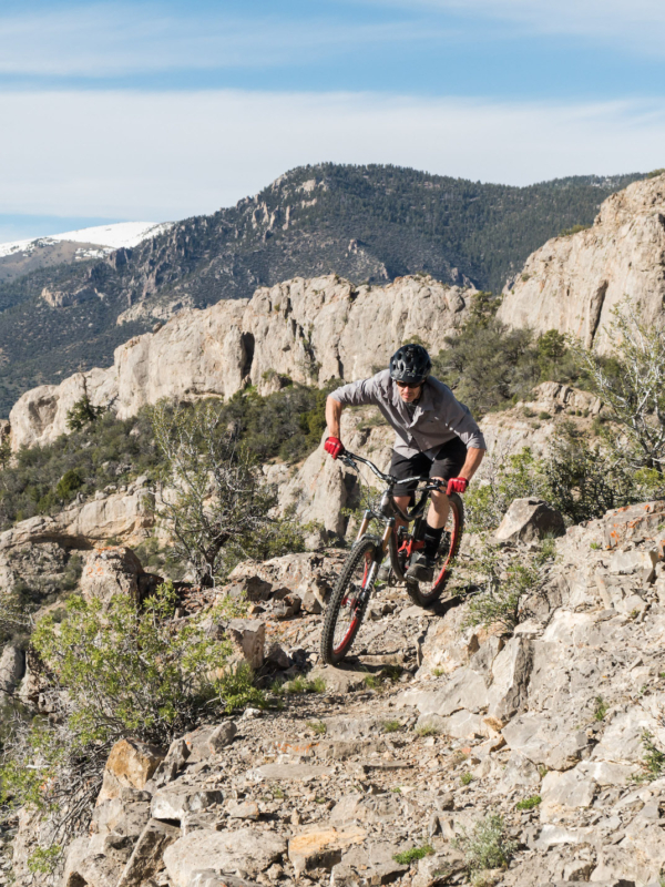 mountain bike nevada
